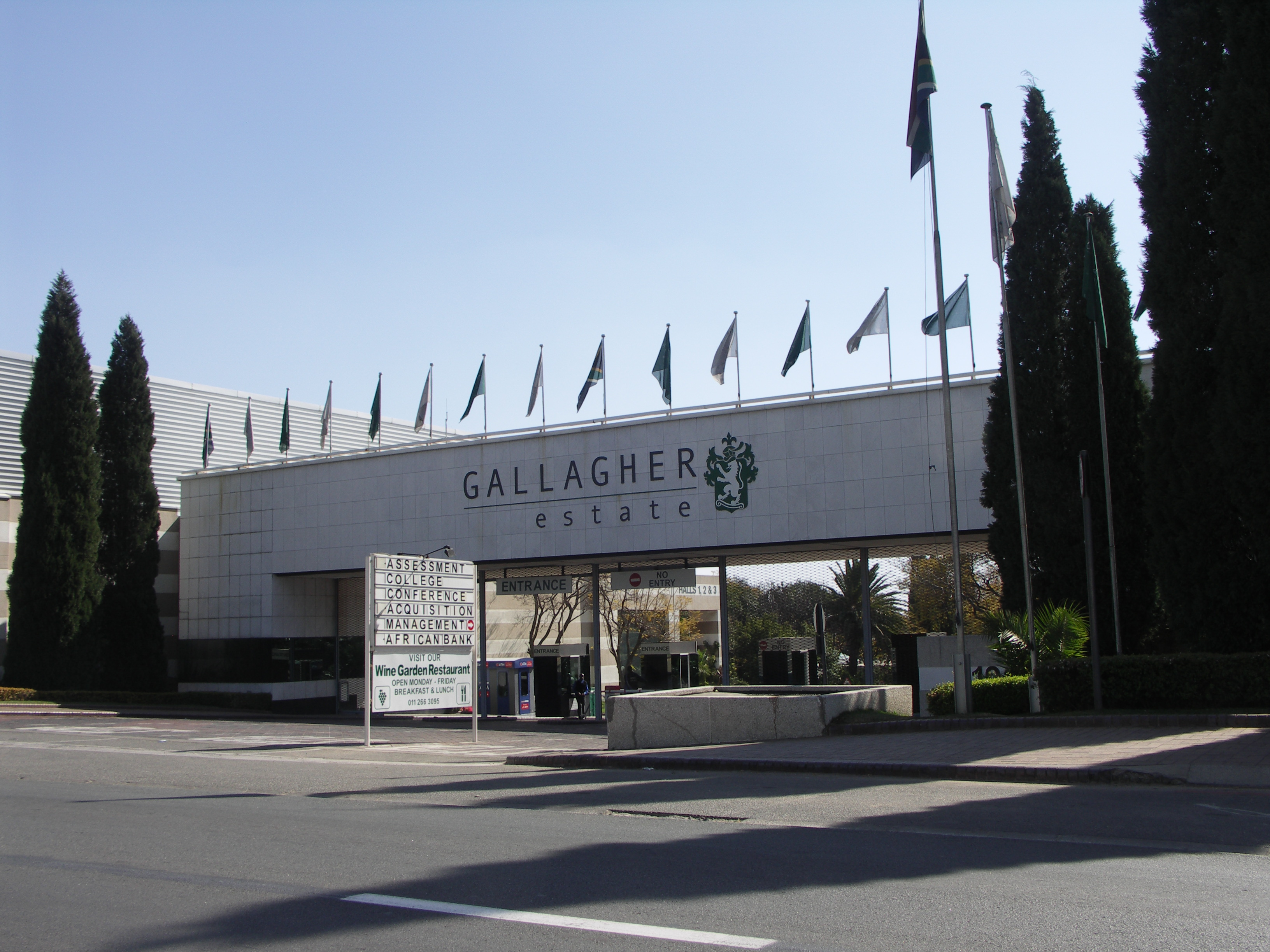 Johannesburg Gallagher Convention Centre